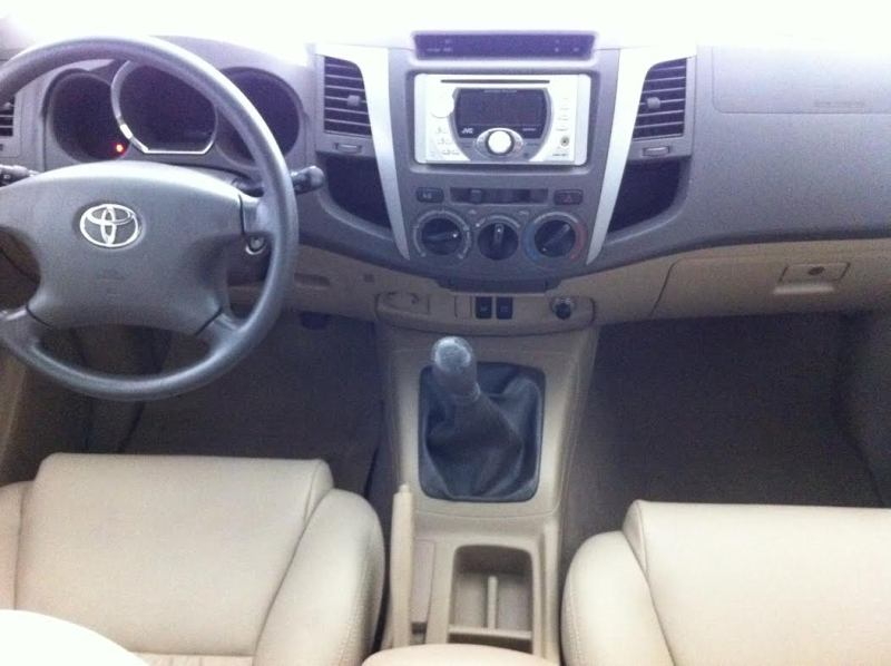 Bán xe Toyota Fortuner G 2009