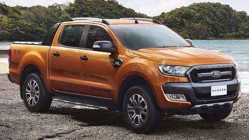 Ford ranger Wildtrak 3.2L 4x4 AT