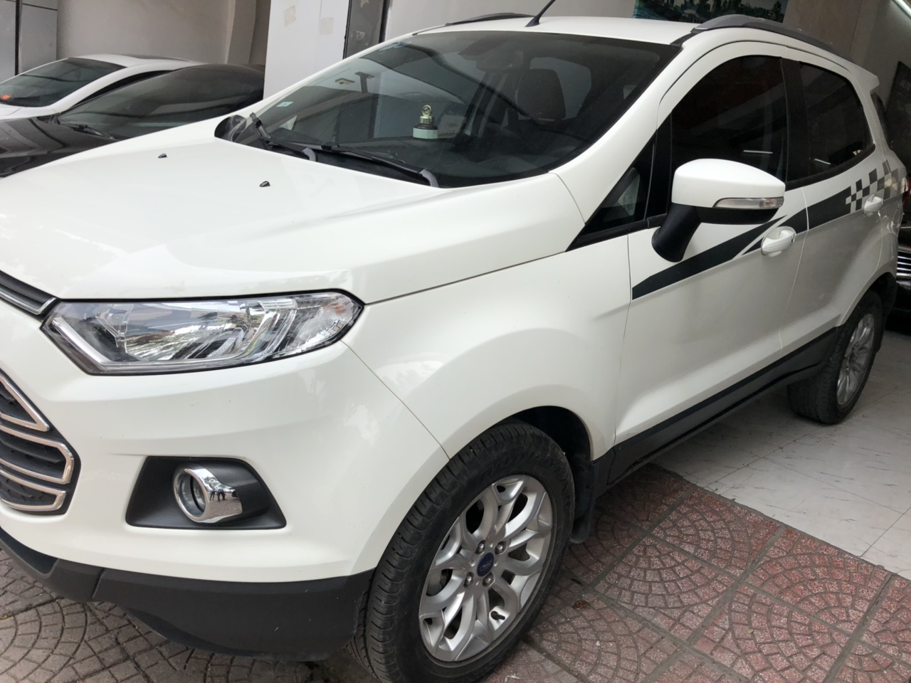 Ford EcoSport Titanium 1.5L AT 2016 -
