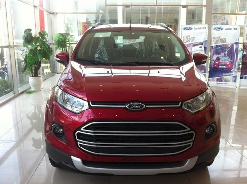Xe Ford Ecosport 1.5L AT Trend 2015